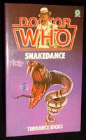 Doctor Who Target Novelisation No 83: Snakedance - Paperbac3